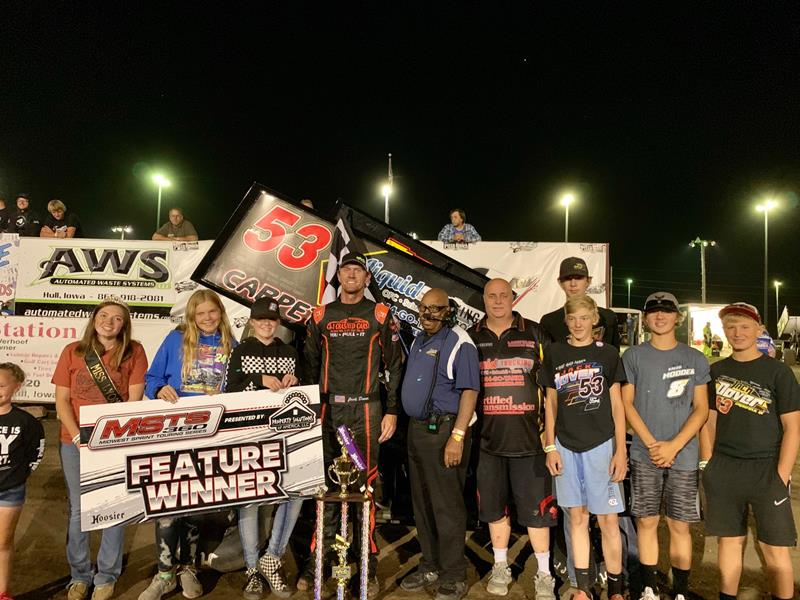 Dover dominates to close 2019 MSTS title, Brown wins TSLM