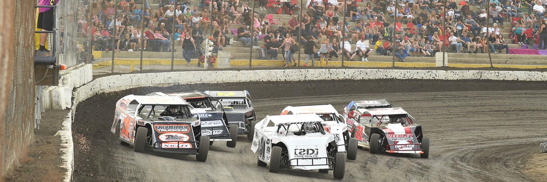 11/16/2021 - Bakersfield Speedway