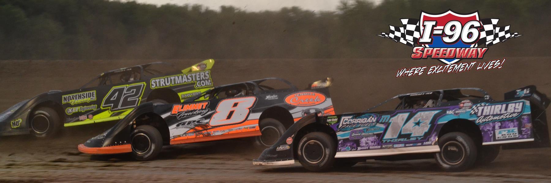 8/27/2021 - I-96 Speedway