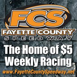 4/30/2021 - Fayette County Speedway