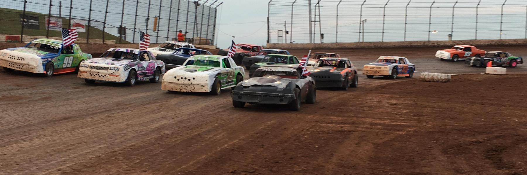 Western Outlaw Pure Stock Series