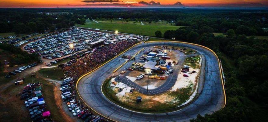 Anderson Motor Speedway