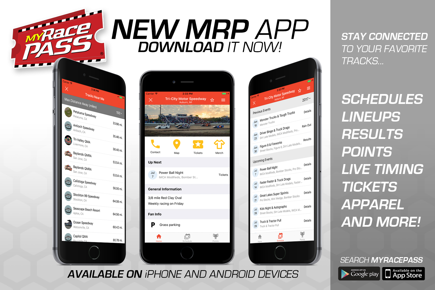 MyRacePass | Online Ticket Sales, Race Management, Hero Cards